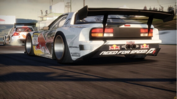 Need for Speed Shift 2 Unleashed Car Screenshot