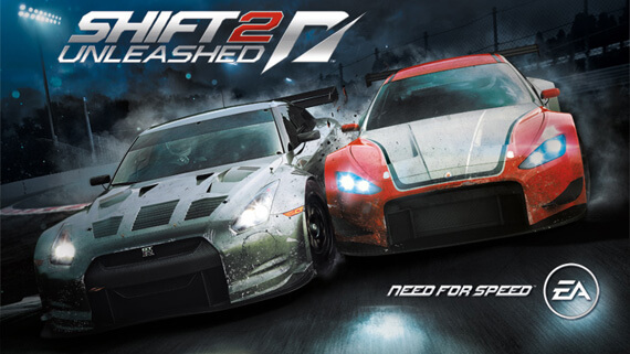 Need for Speed 'Shift 2: Unleashed' Hands-On Preview