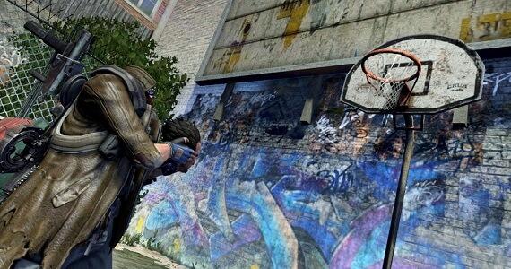 NeverDead Basketball