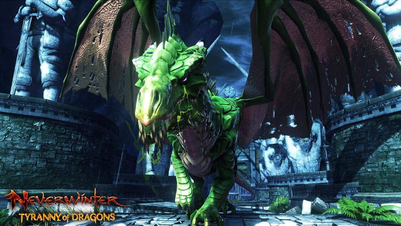 Neverwinter: Tyranny of Dragons