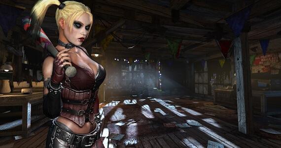 New Arkham City DLC Coming