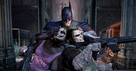 Batman Arkham City Bane Mission Details And Screenshots