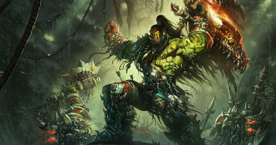 New Blizzard MMO Rumor Announcement At Blizzcon Orc