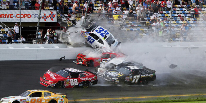 When Did Car Racing Become An Official Sport