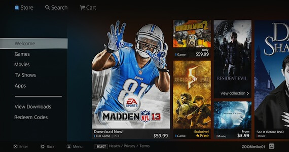 New PlayStation Store Delayed After 'Soft' Launch Creates Problems