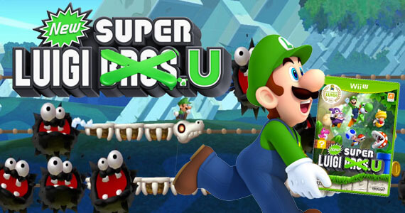 'New Super Luigi U' Hitting eShop and Retailers