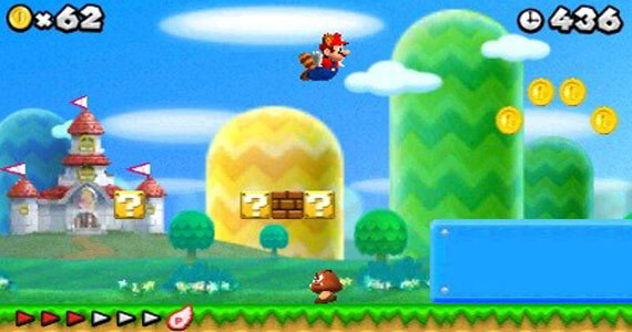 'New Super Mario Bros. 2' Coming to the 3DS in August