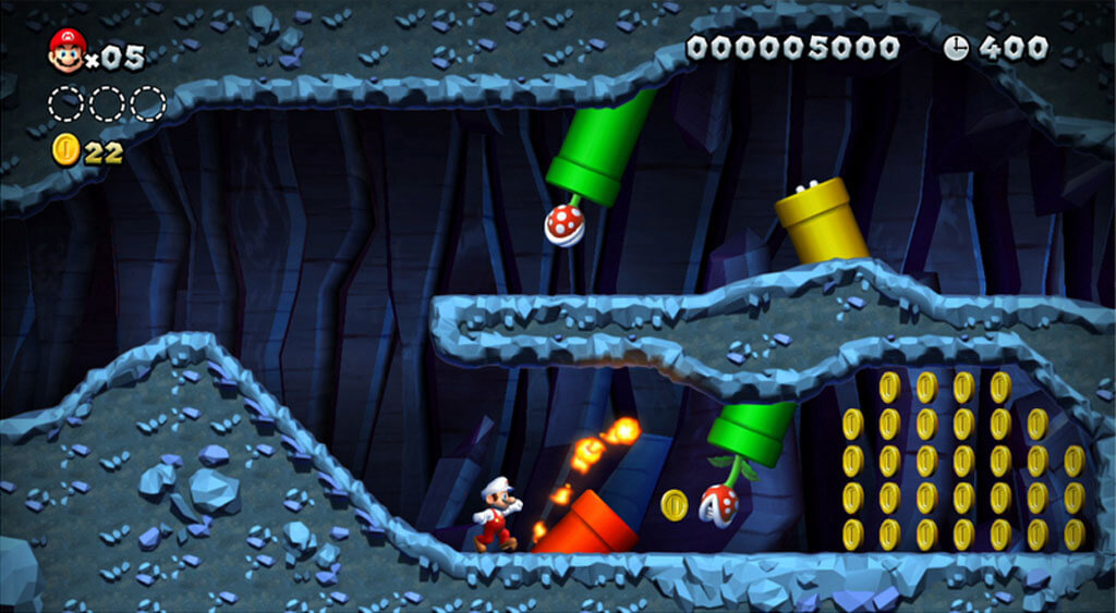 New 'New Super Mario Bros. U' Screenshots and Details