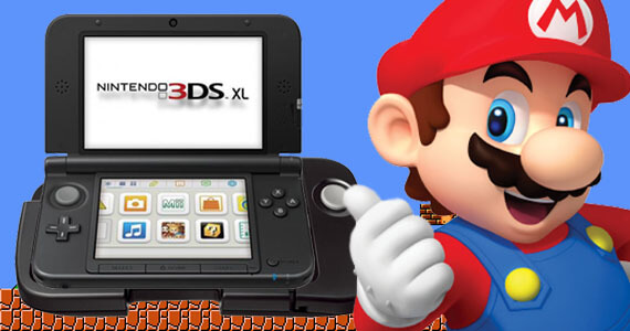Nintendo Making a Circle Pad Pro for 3DS XL