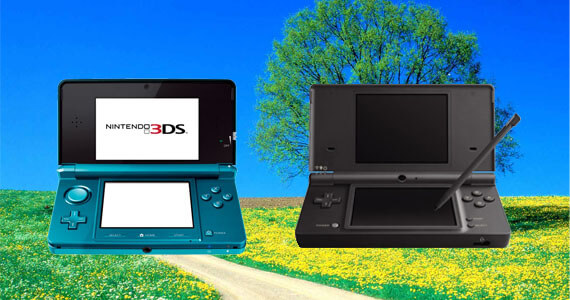 3DS and DS Games Coming Out in 2011