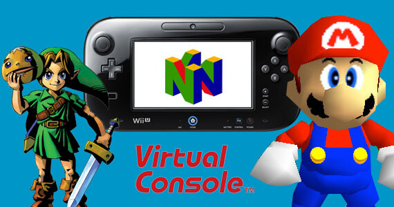 Nintendo 64 Games Coming to Wii U Virtual Console