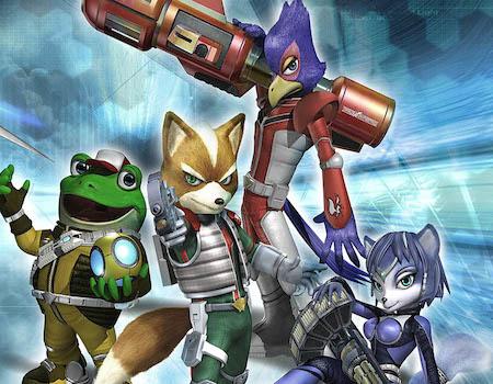 Nintendo Announcement 2014 - Star Fox