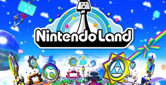 Early Wii U Reviews for 'Nintendo Land' and 'New Super Mario Bros. U'