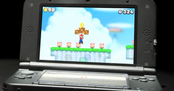 Nintendo Pay Royalty 3DS