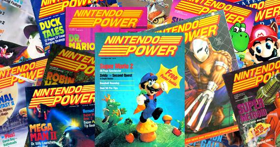 Goodbye, Nintendo Power