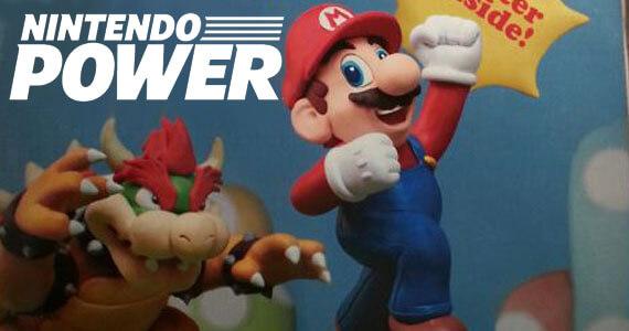Nintendo Power Final Cover