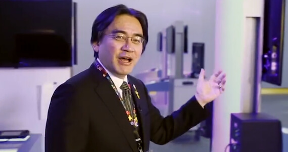 Nintendo Investing in New Hardware & Health; Won't Develop For Other Platforms