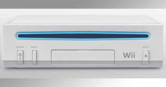 Nintendo Wii Family Edition Slim