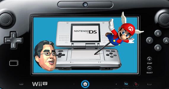 Nintendo DS Games on Wii U