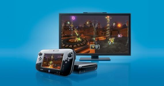 Nintendo Wii U Dual GamePad Support