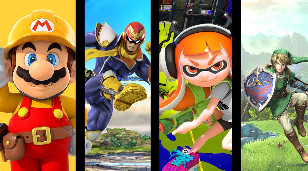 Rumor: Nintendo Porting 4 Major Wii U Games to NX