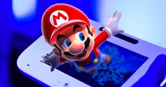 Nintendo Wii U Patents Revealed