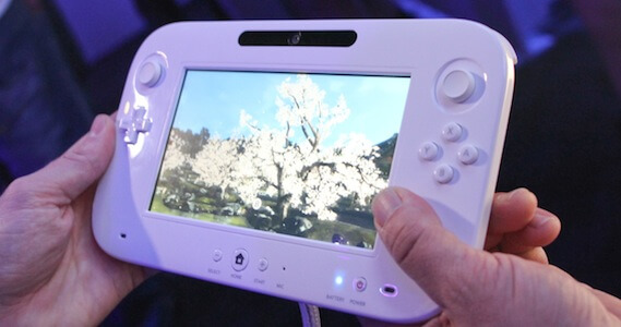 Nintendo Won't Force Developers to Use All Wii U Controller Functions