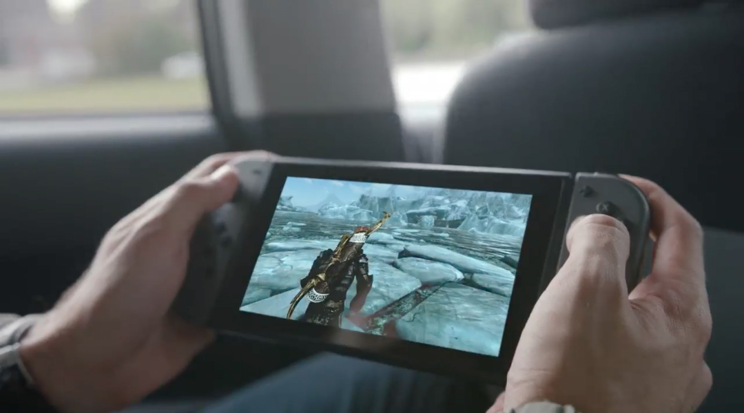 Nintendo Switch: Battery Packs Charge Console Poorly
