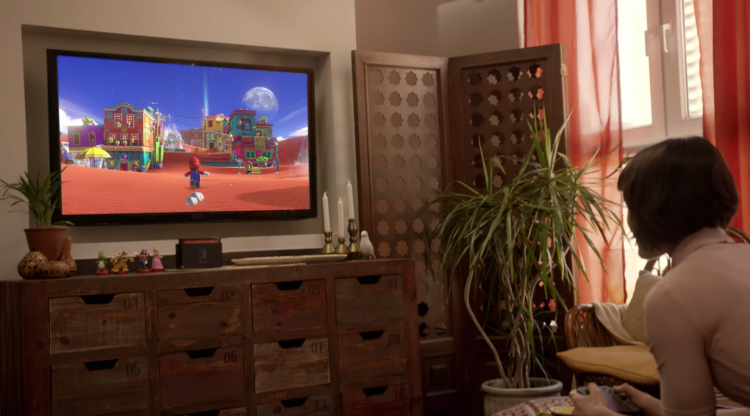 Not Every Nintendo Switch Game Supports TV Mode