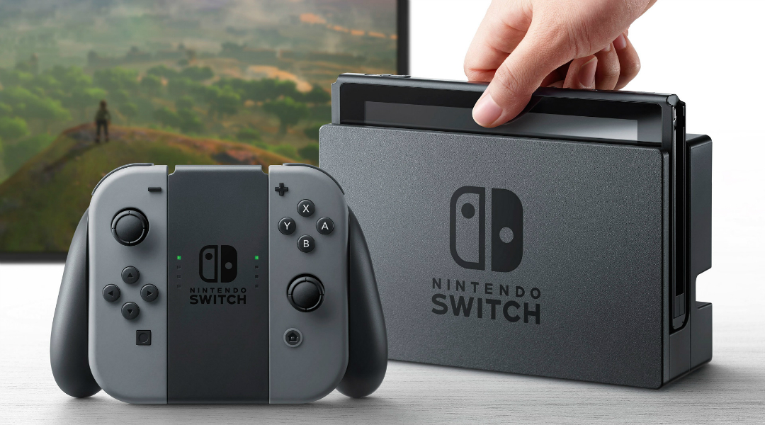Nintendo Switch Digital Purchases Are Tied to an Account