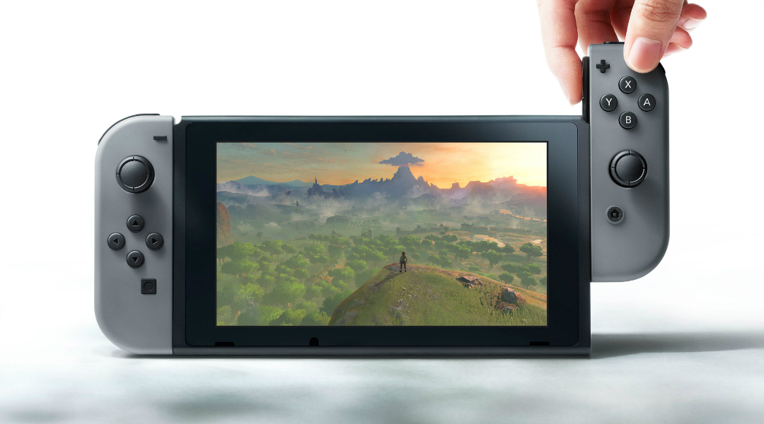Nintendo Switch Sales Will Reach 5 Million in 2017