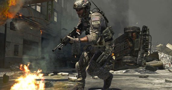 No Campaign Co-op Call of Duty Modern Warfare 3