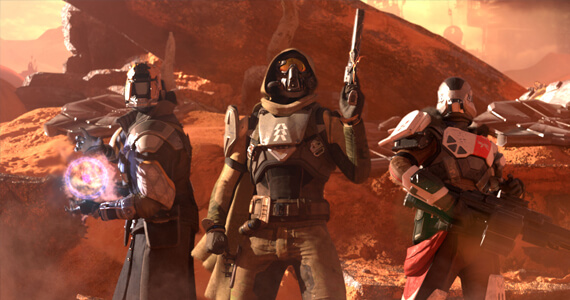 No Destiny Beta Characters In Full Game