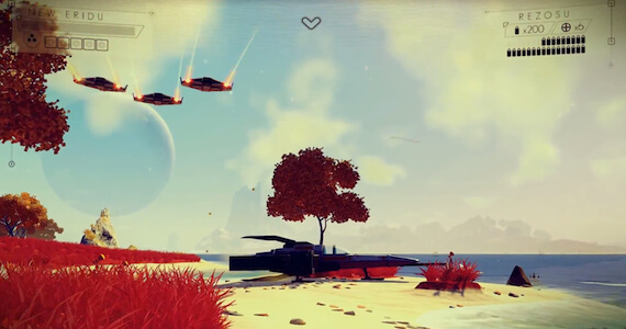 New Details Emerge on 'No Man's Sky'