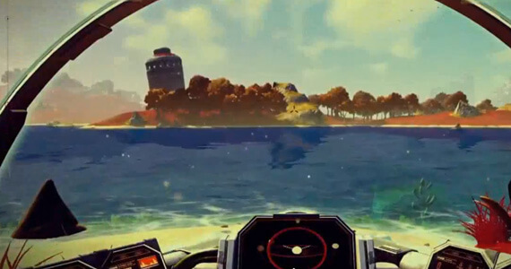 Indie Surprise 'No Man's Sky' is Most Exciting Reveal of Spike VGX