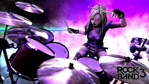 No Rock Band 4 2011
