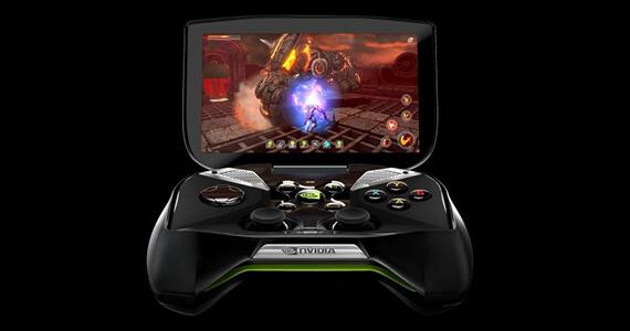 'Nvidia Shield' Handheld Console Details Revealed