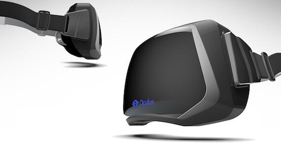 Oculus Rift Not For Next Gen
