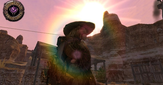 Oddworld Stranger's Wrath HD Vita Review