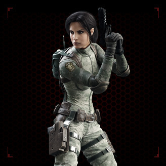 Operation Raccoon City Willow Official