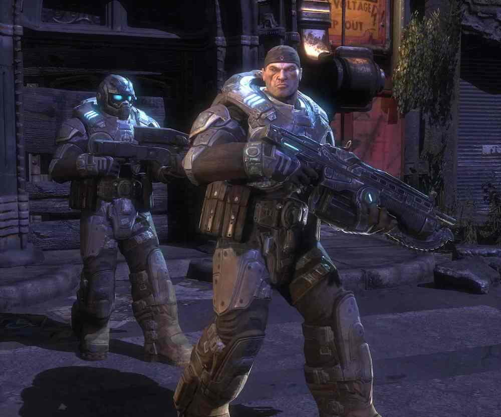 Gears of War Was Originall Class-Based Online Shooter