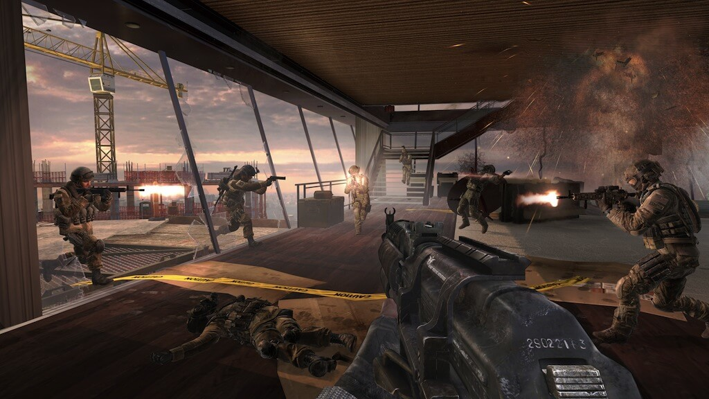 Call of Duty Elite Clan Operations Release Alongside 'Modern