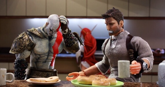 'PlayStation All-Stars' Team Up with Robot Chicken