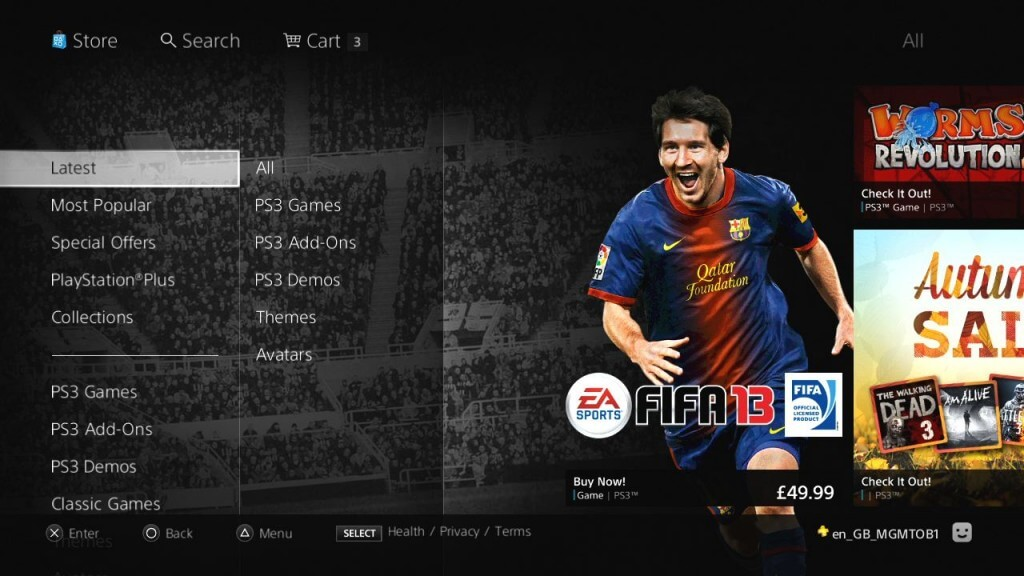 PlayStation Store Redesign Coming This Month, Check Out The First Images