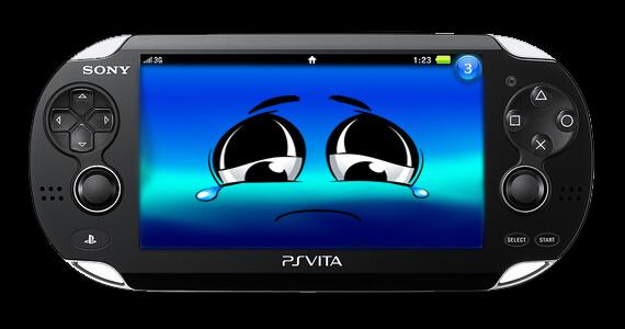 PS Vita Glitches In Japan