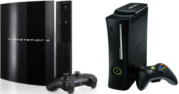 PS3 Catching Up To Xbox 360 In Sales