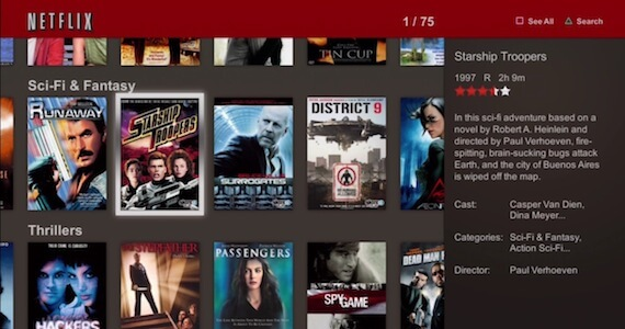 PS3 is Most Popular Netflix Streaming Entertainment System