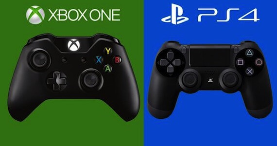 PS4 Xbox One Differences Significant