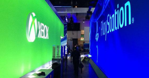 PS4 Xbox One E3 2013