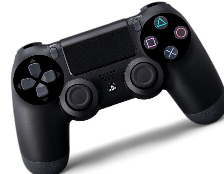 PlayStation 4 DualShock 4